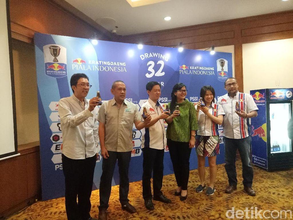 Hasil Drawing Babak 32 Besar Piala Indonesia
