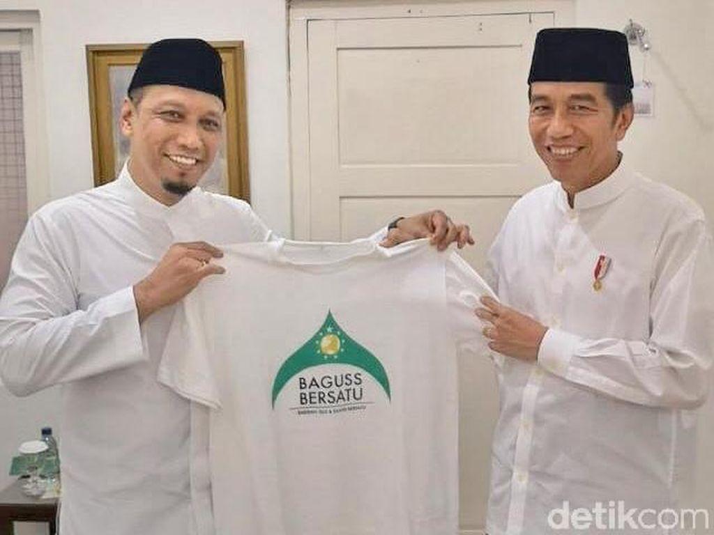 Barisan Gus Bela Ipang Wahid yang Dituding BPN Terkait Indonesia Barokah
