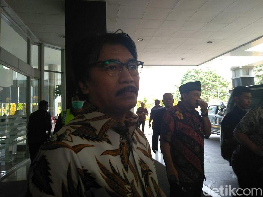 Adhyaksa: Ustaz Arifin Ilham Batuk-batuk Tak Bisa Berhenti