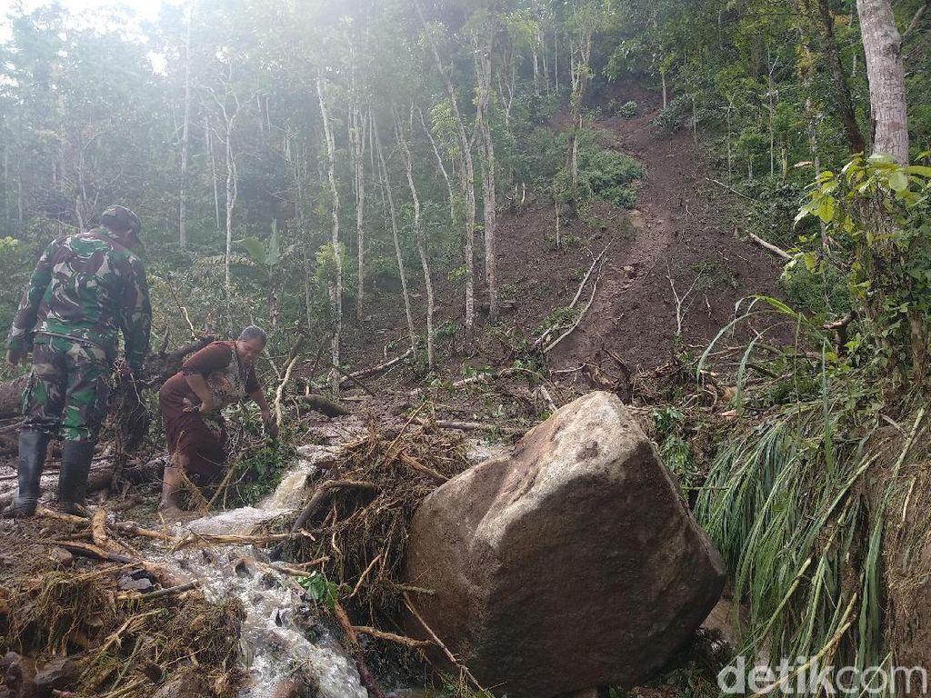 9 Kecamatan di Kabupaten Probolinggo Rawan Longsor