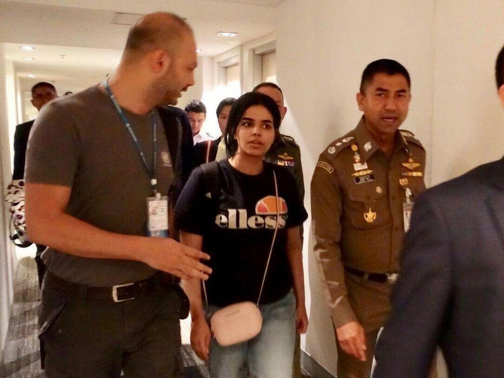 Menlu Australia Kunjungi Thailand Usai Remaja Saudi Ajukan Suaka
