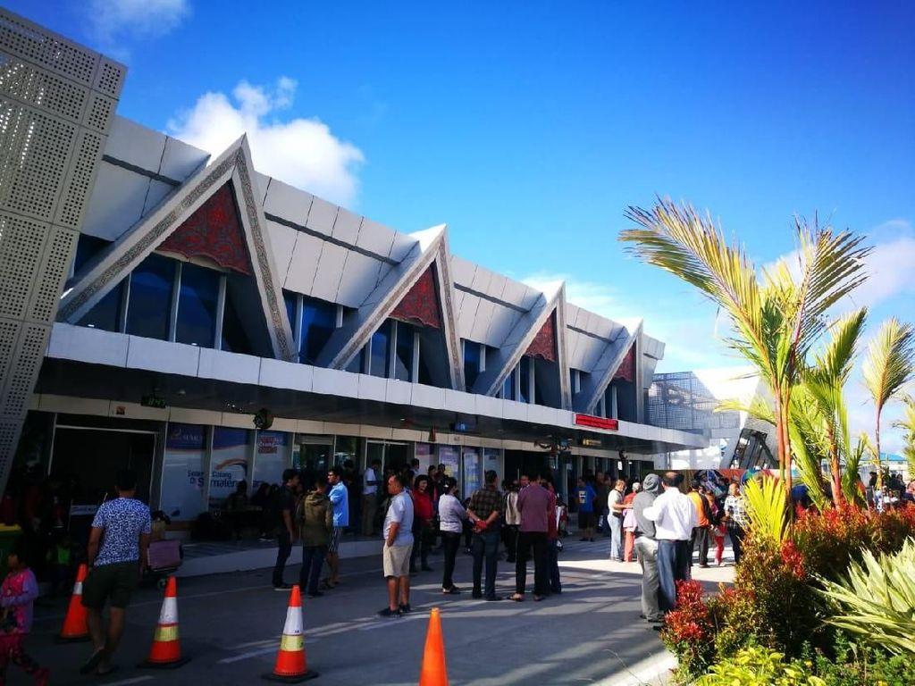 Lewat Bandara Silangit, Pariwisata Danau Toba Makin Bergairah