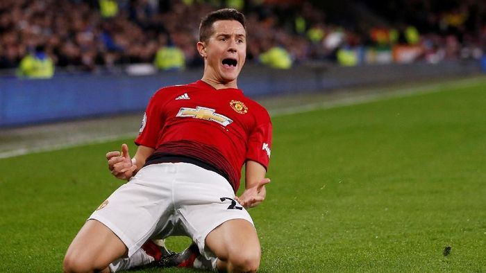 Ander Herrera ingin dipulangkan oleh Athletic Bilbao (Action Images via Reuters/Craig Brough)