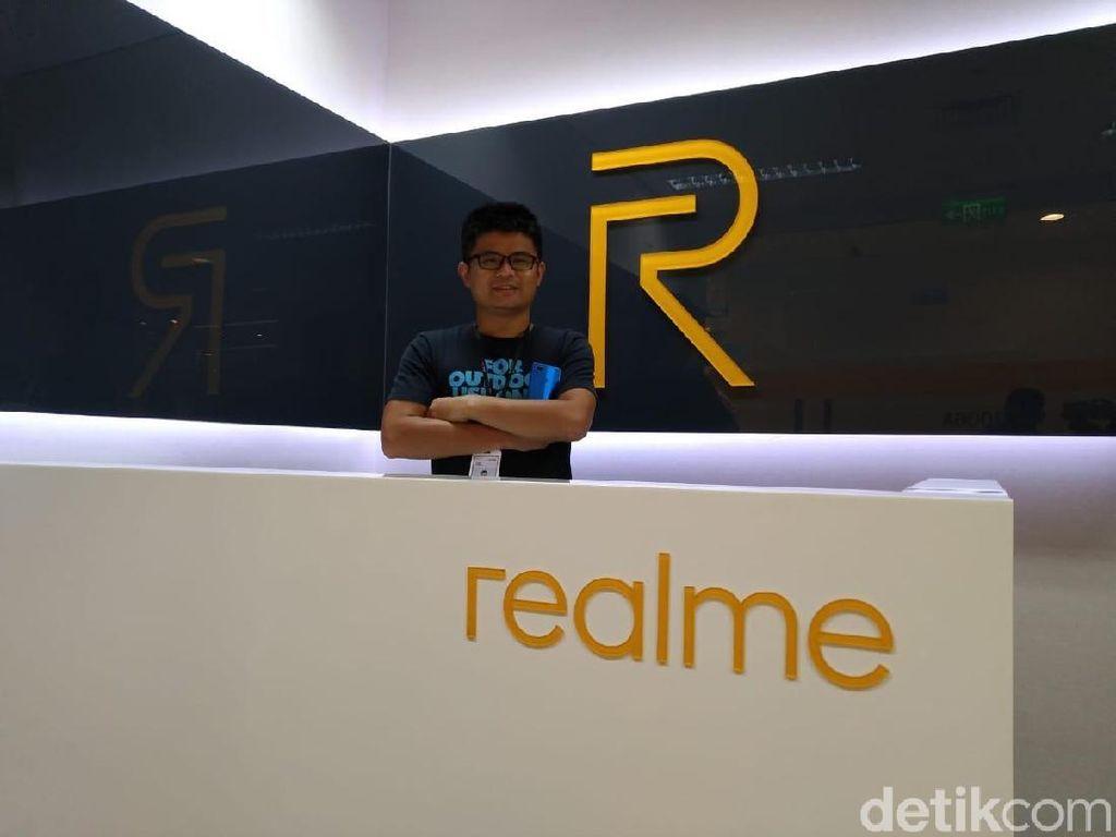 Indonesia Pasar Terbesar Kedua Realme