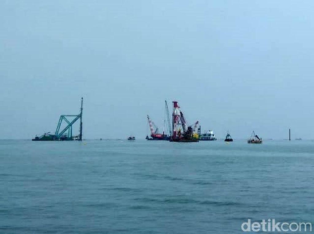Duh! Proyek Pelabuhan Patimban Bikin Nelayan Susah Melaut