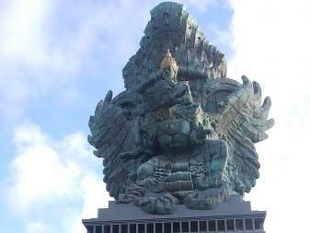 Garuda Wisnu Kencana, Patung Tertinggi Ketiga Dunia Kebanggaan Bali
