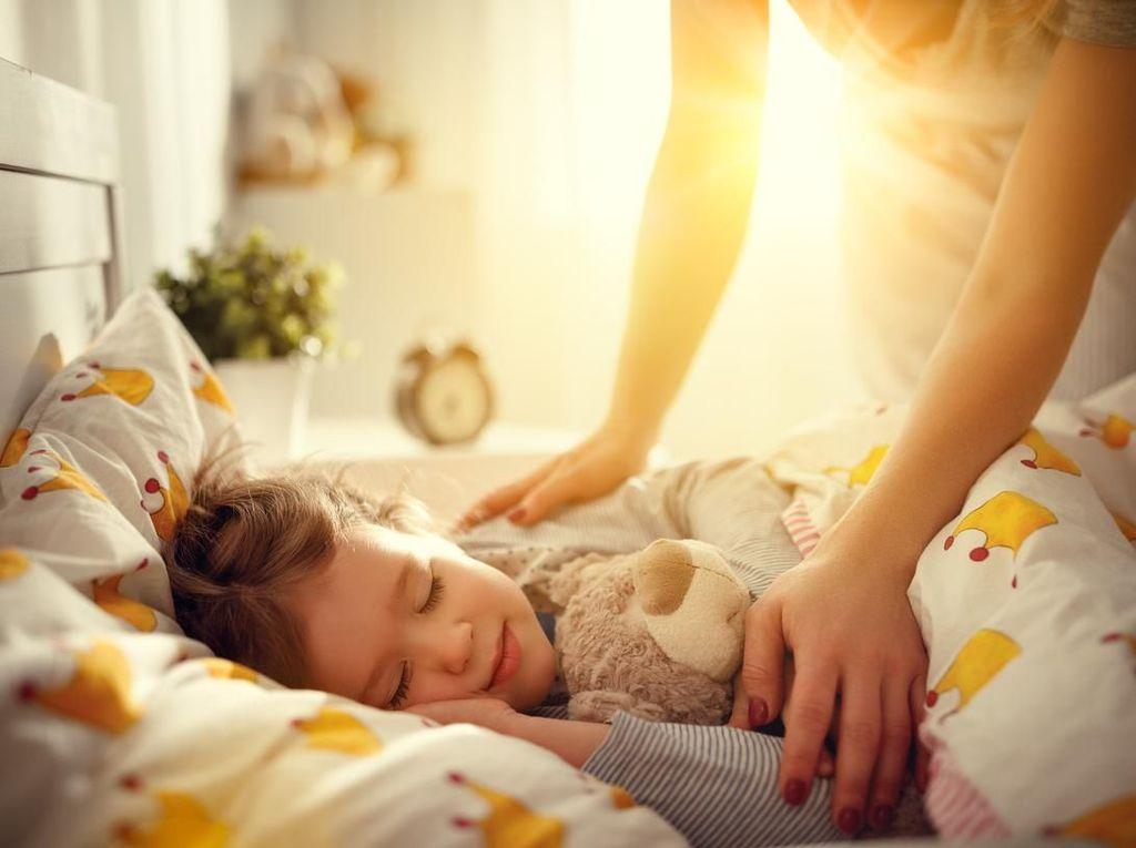 5 Tips Agar Anak Bisa Tidur Nyenyak