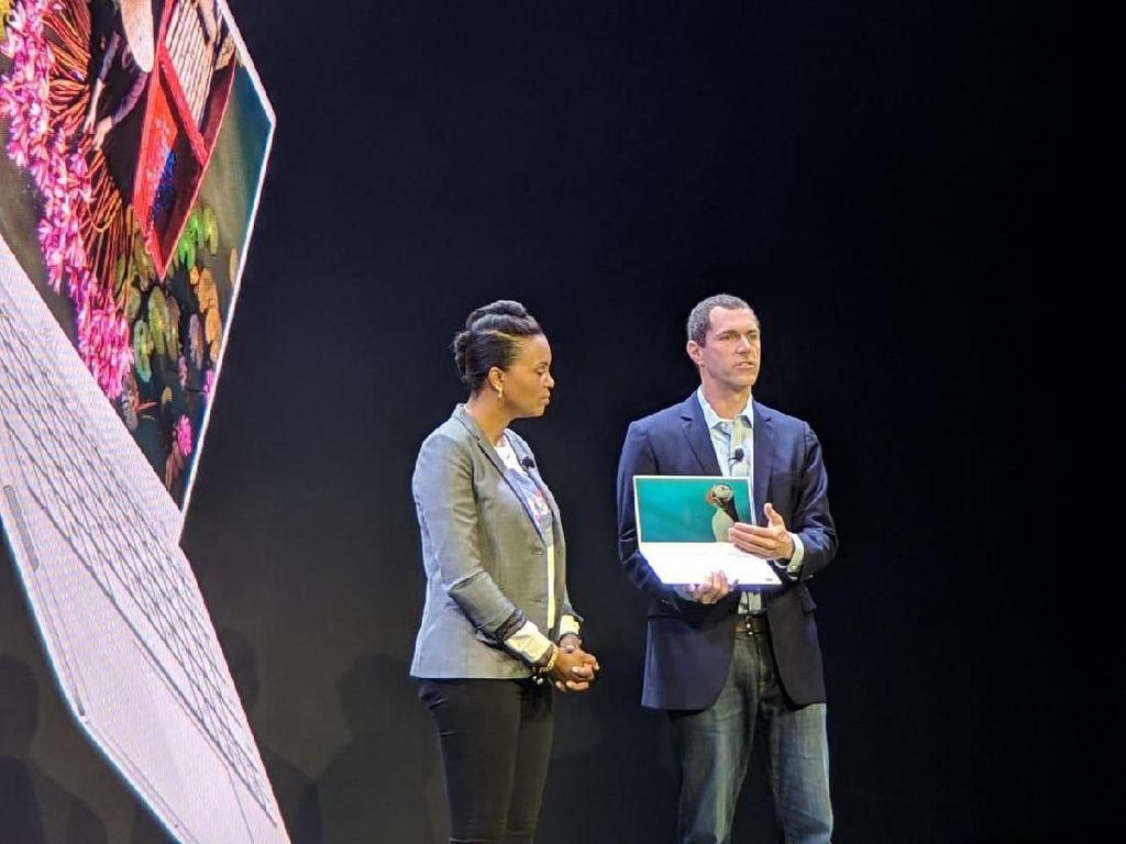 Tiga Notebook Dell Unjuk Gigi di CES 2019