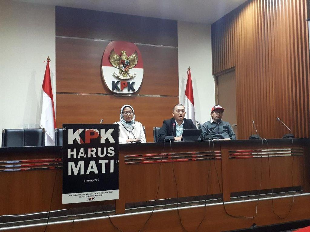 Pimpinan KPK Diteror, WP Putar CCTV Teror Bom di Rumah Kompol Apip