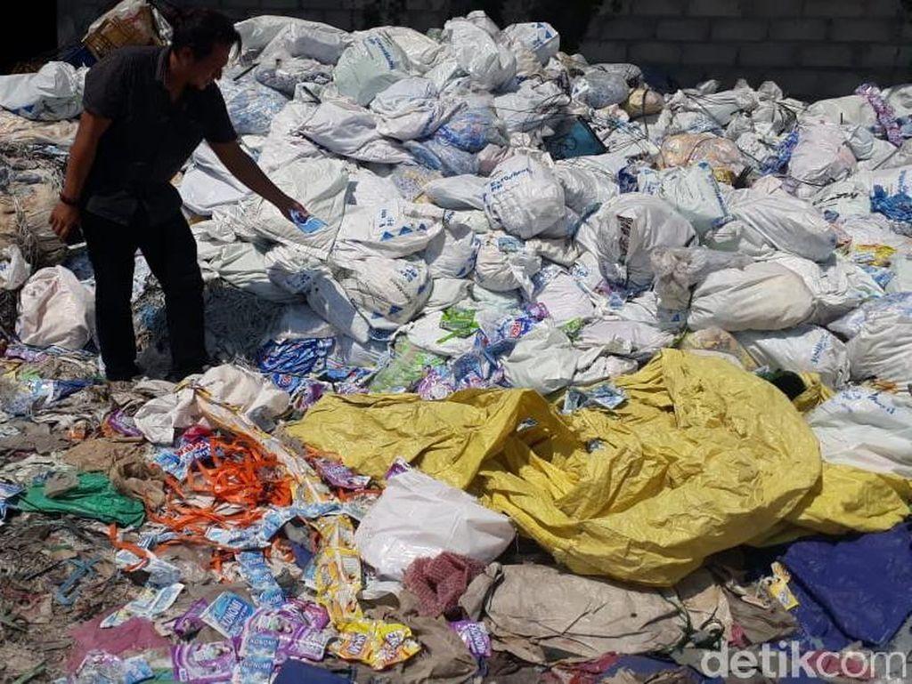 Imbas Busa di Jombang, Dinas LH Setop Paksa Aktivitas Pengolahan Sampah