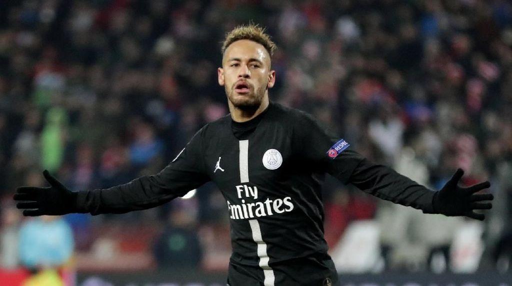 Neymar Masih Belum ke Mana-mana Kok