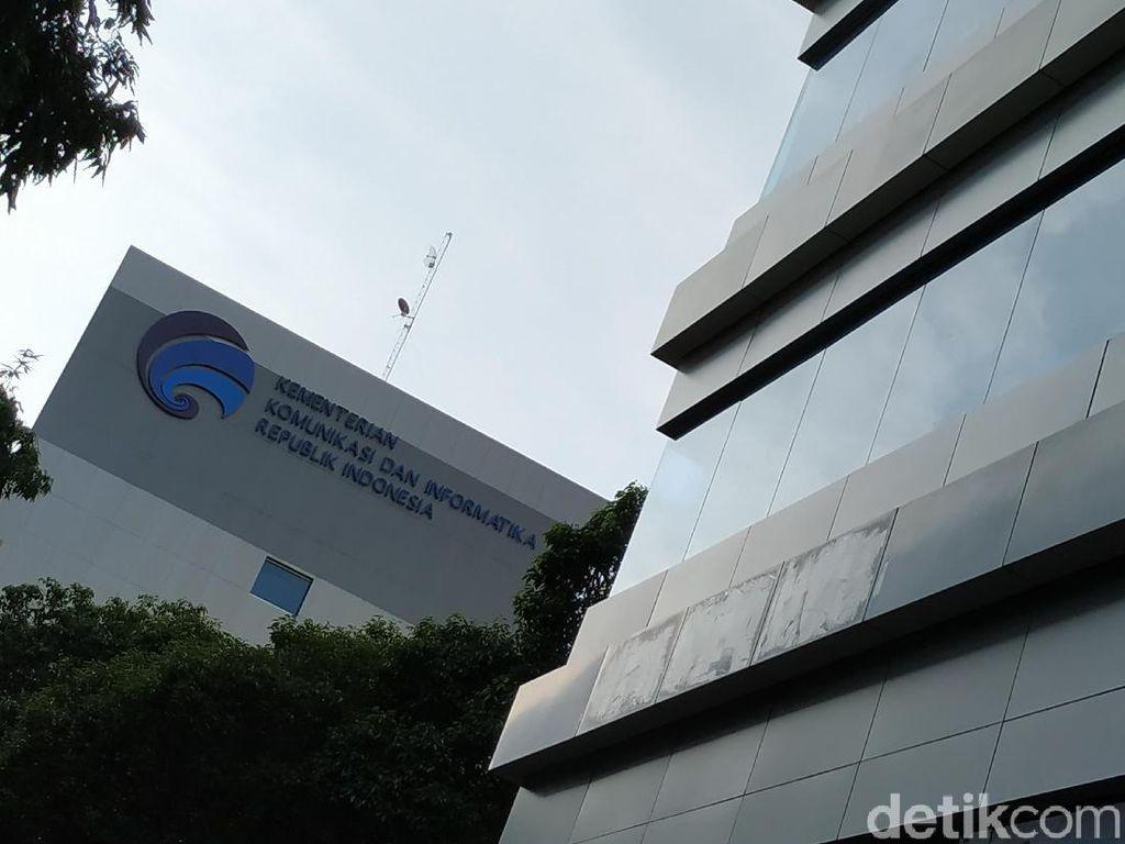 Posting Rezim Koplak, PNS Kominfo Dibebastugaskan