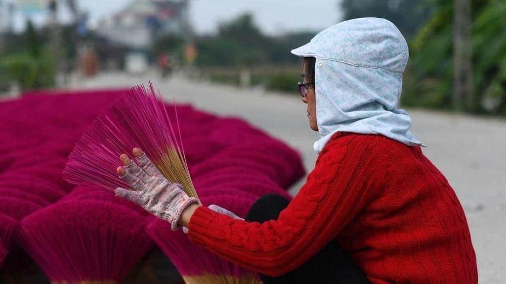 Foto: Desa Dupa yang Instagramable di Vietnam