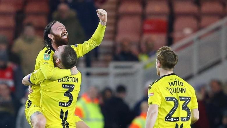Jadi Tamu Manchester City, Burton Albion: Semoga Tidak Babak Belur
