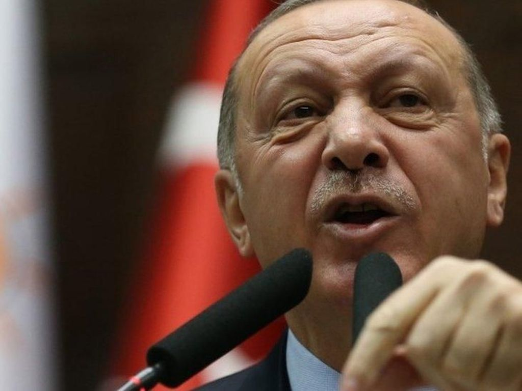 Erdogan Ikut Nyoblos Ulang untuk Pemilihan Wali Kota Istanbul