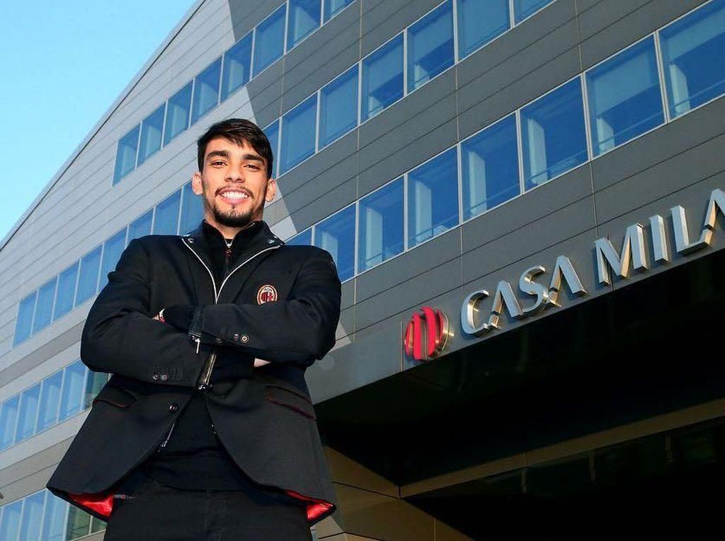 Selamat Datang di Rossoneri, Lucas Paqueta