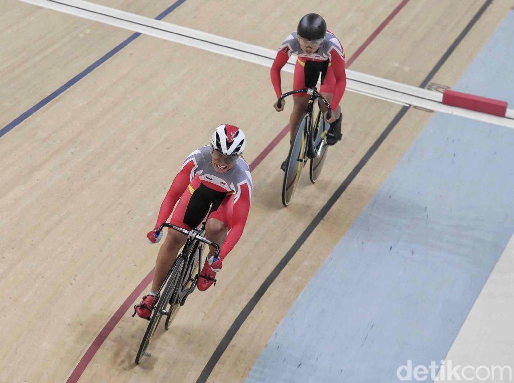 Indonesia Gagal Raih Posisi 3 Kejuaraan Asia Balap Sepeda