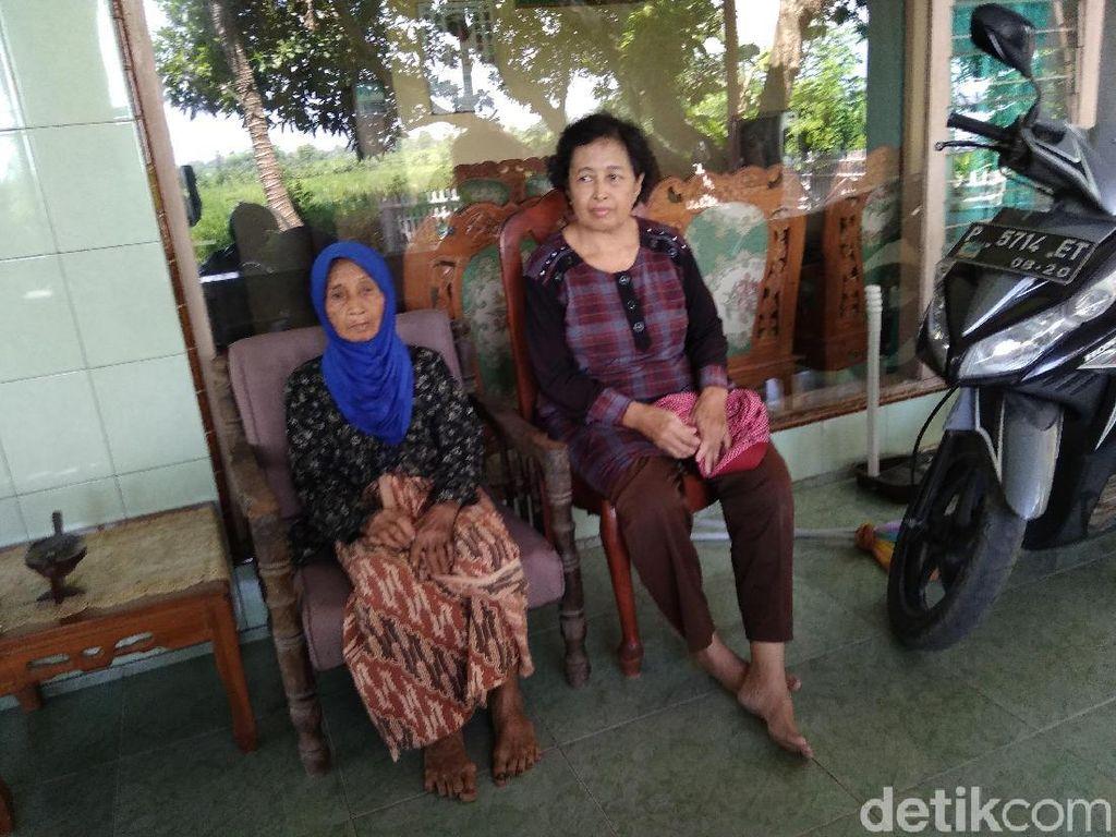 Berdalih Salurkan Bantuan Caleg, Pencuri Gasak Perhiasan Dua Janda