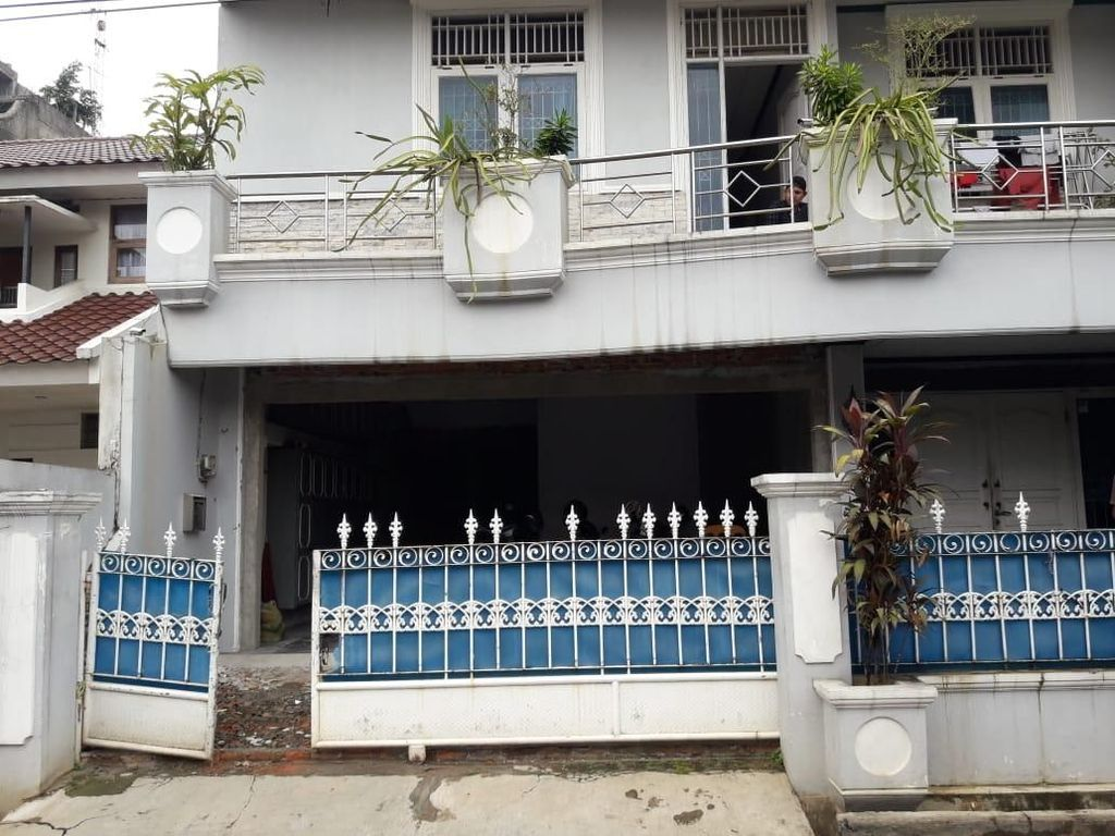 Rumah Ketua KPK di Bekasi Diteror, Labfor Olah TKP