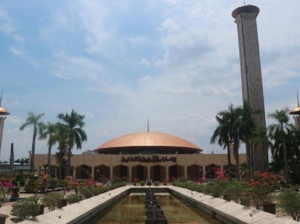 Potret Masjid Kebanggaan Banjarmasin