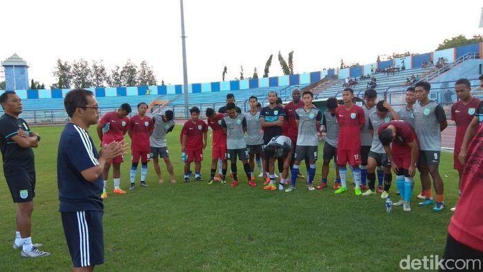 Seleksi pemain di Persela Lamongan berakhir. (Foto: Eko Sudjarwo/detikcom)