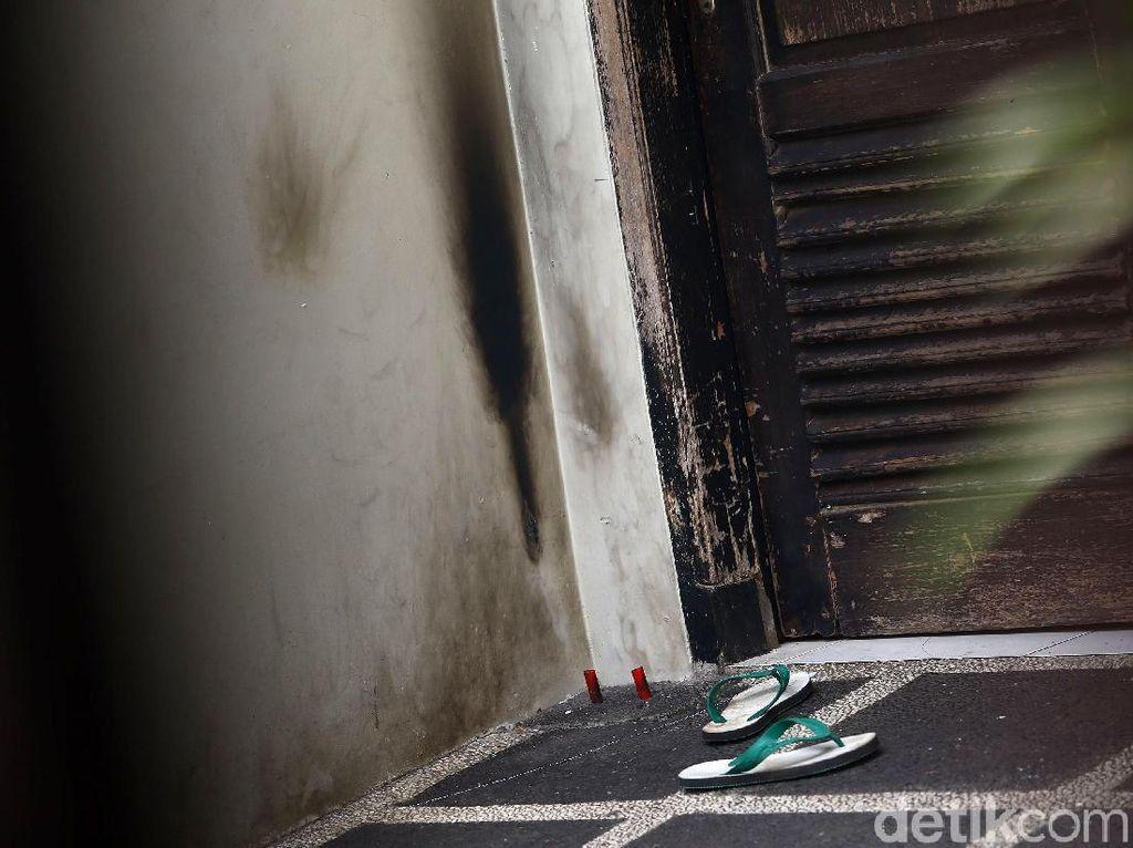 Polisi Kesulitan Cek Sidik Jari Molotov di Rumah Pimpinan KPK