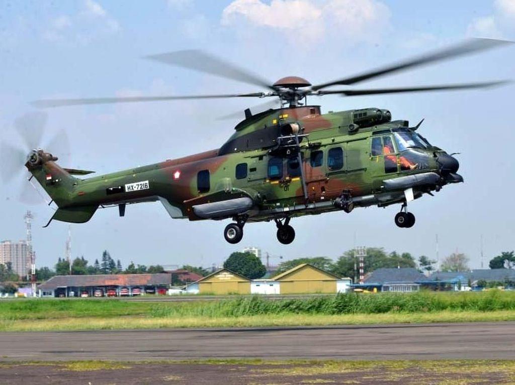 Keren! Ini Helikopter Buatan Bandung yang Dipesan Kemenhan