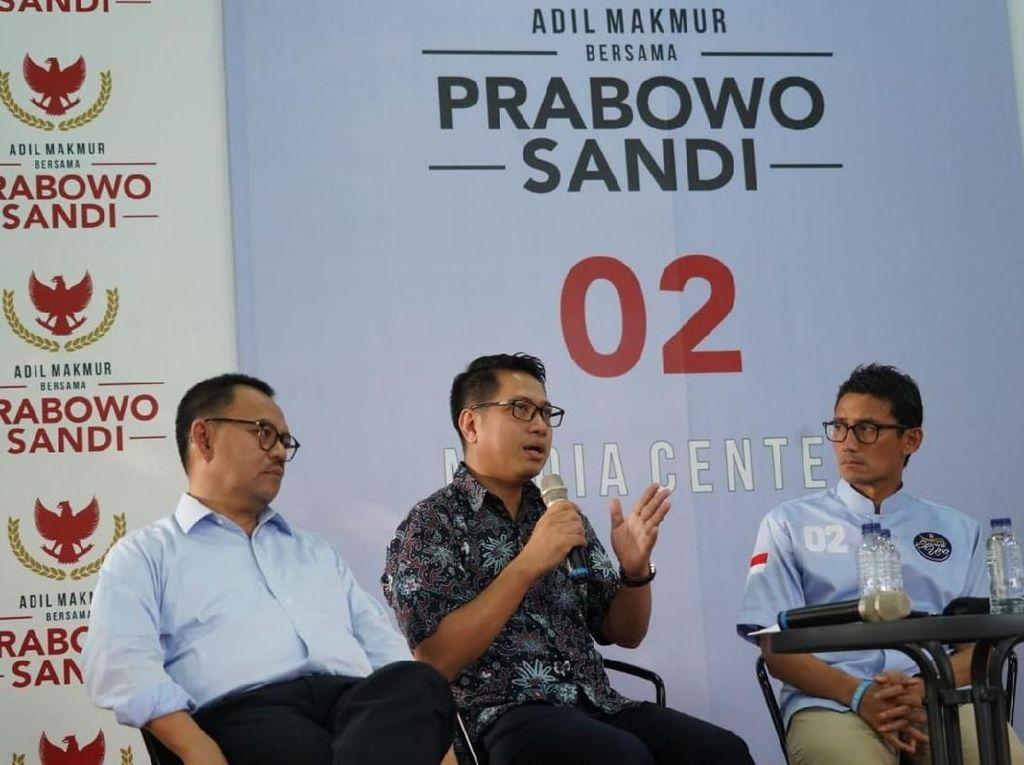 Keinginan Sandi Lanjutkan Infrastruktur Era Jokowi Jika Terpilih