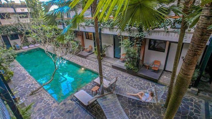 Suasana di co-living startup Roam di Bali. Foto: Dok. CNBC