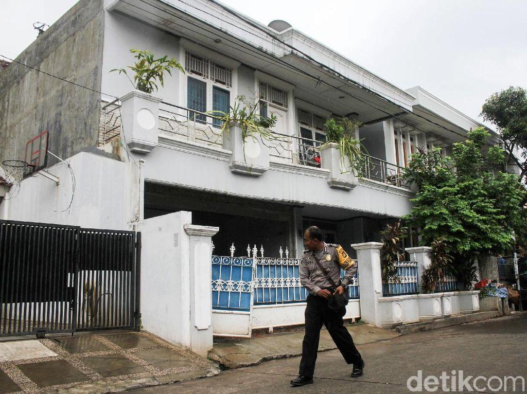 Penampakan Rumah Ketua KPK yang Diteror Benda Mirip Bom