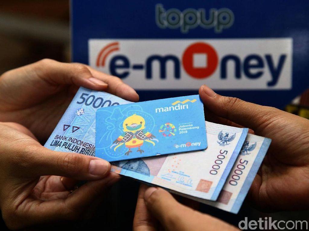 Kini Top Up e-Money Bisa di Kantor Pos