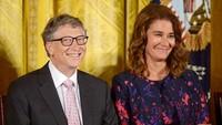 Bill Gates Jadi Penyebab Perceraian dengan Melinda?