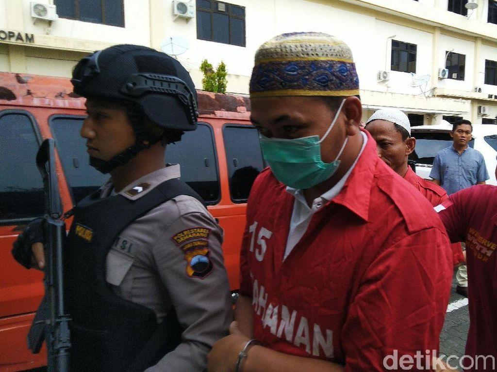 Caleg Gerindra yang Tertangkap Nyabu di Semarang Resmi Tersangka