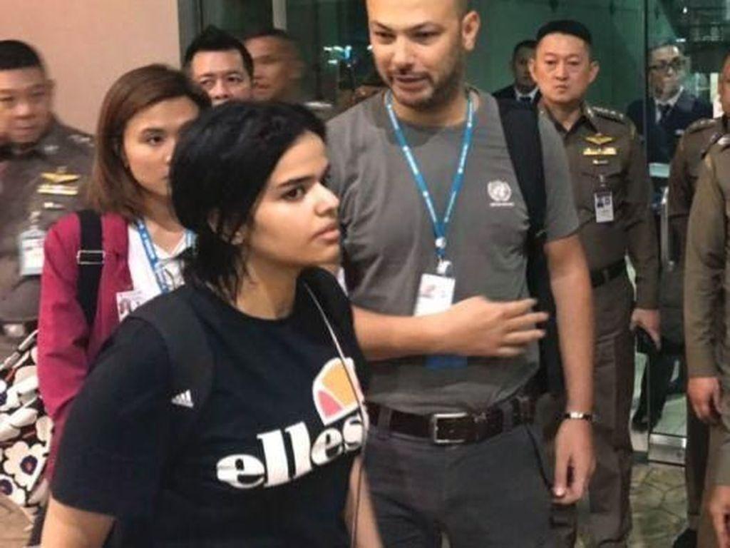 Kanada Beri Suaka Perempuan Arab Saudi yang Kabur dari Keluarganya