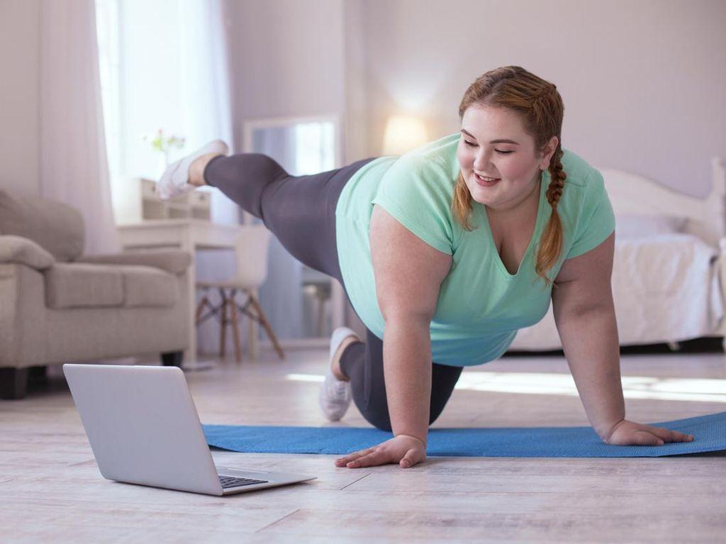Ingin Selalu Sehat Meski Susah Langsing? Ini Tips dari Pemilik Badan Gemuk