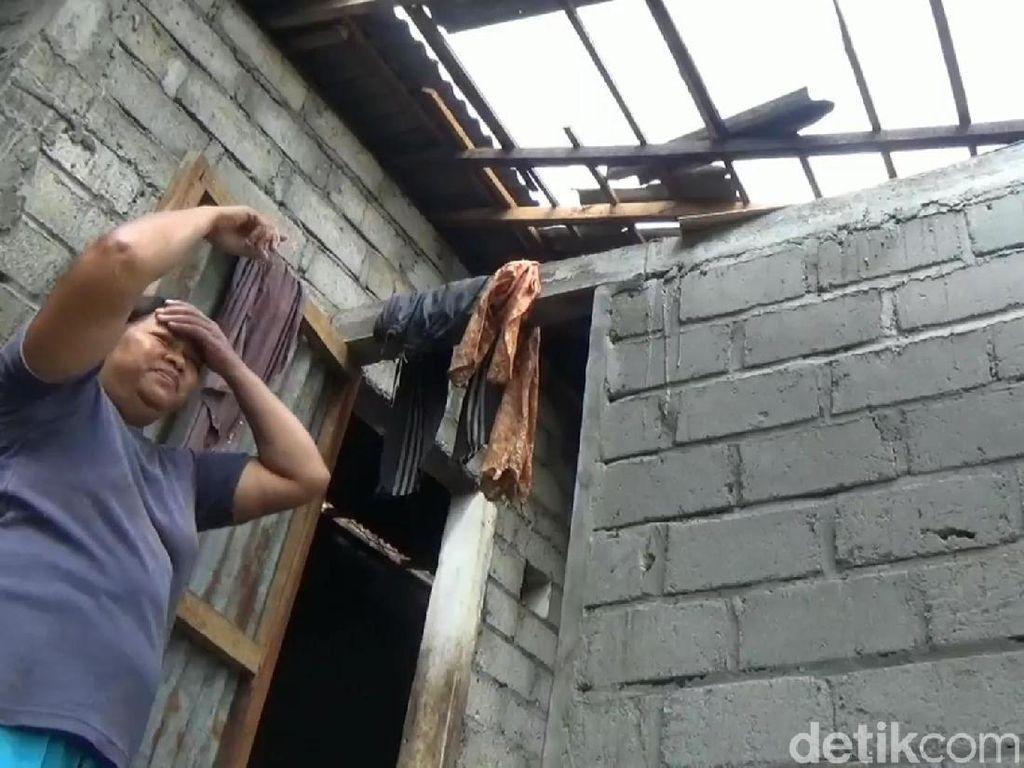 Puting Beliung Terjang Tulungagung, 23 Rumah Warga Rusak