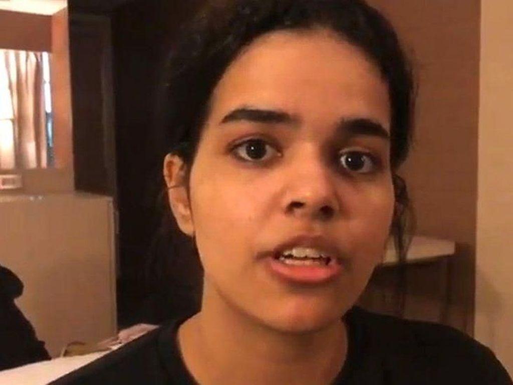 Siapakah Rahaf al-Qunun, Remaja Arab Saudi yang Kabur dari Keluarga?