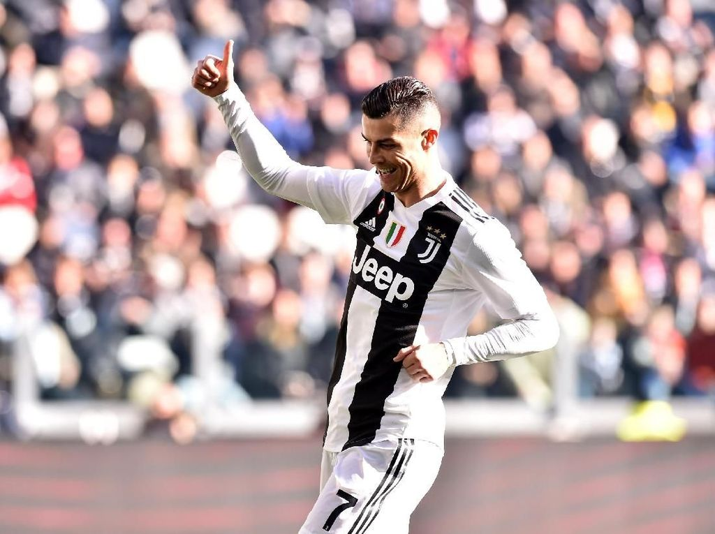 Ronaldo Mengejar Rekor-Rekor Baru di 2019