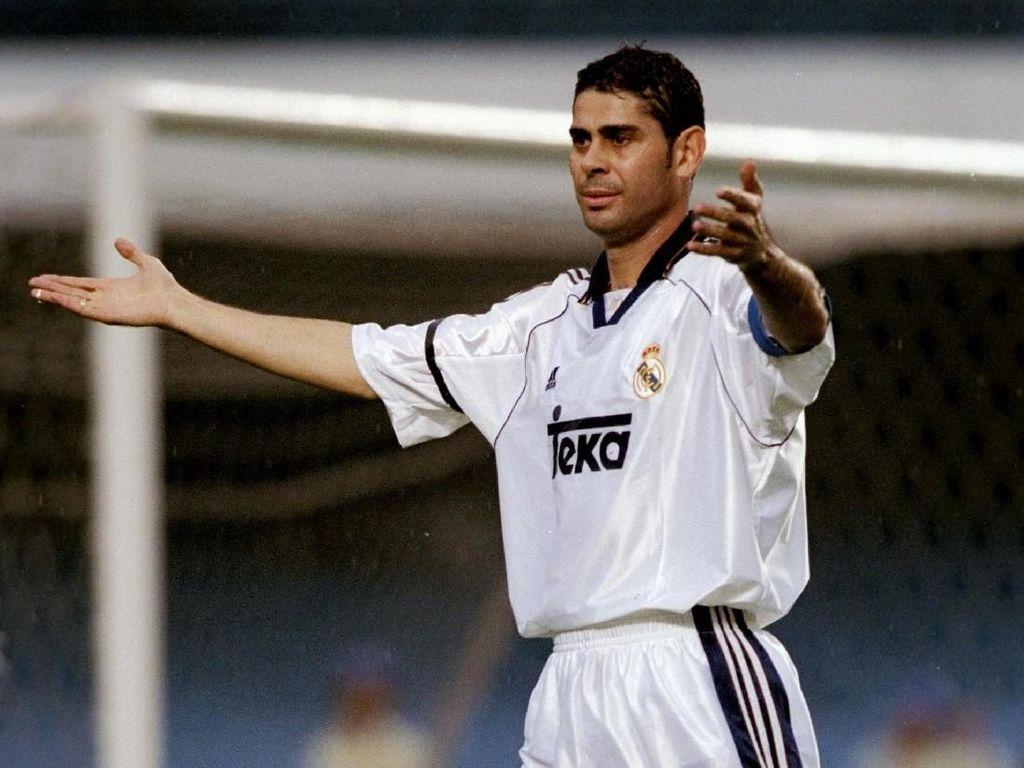 Daftar Pemakai No. 4 Real Madrid Termasuk Ramos, Hierro, Luis Milla