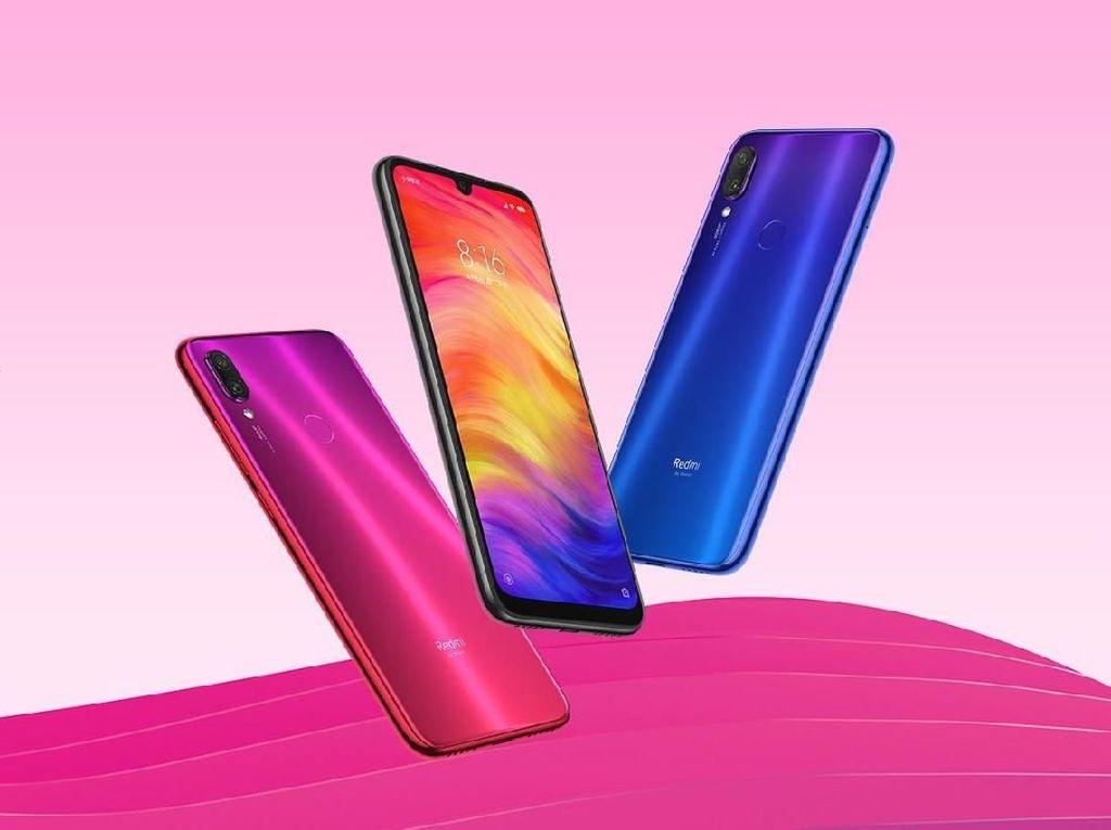 Xiaomi Langsung Pasang Target Tinggi untuk Redmi Note 7
