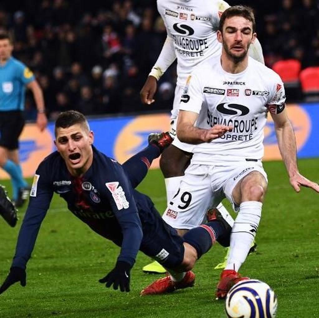Over Pede, PSG pun Tersingkir dari Coupe de la Ligue