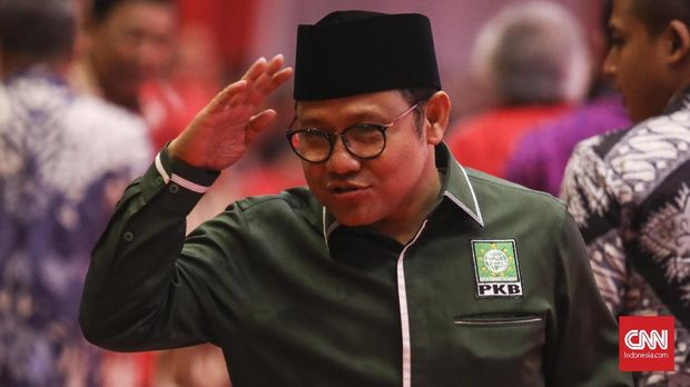 JK Anggap Cak Imin Berlebihan Minta Jatah 10 Menteri