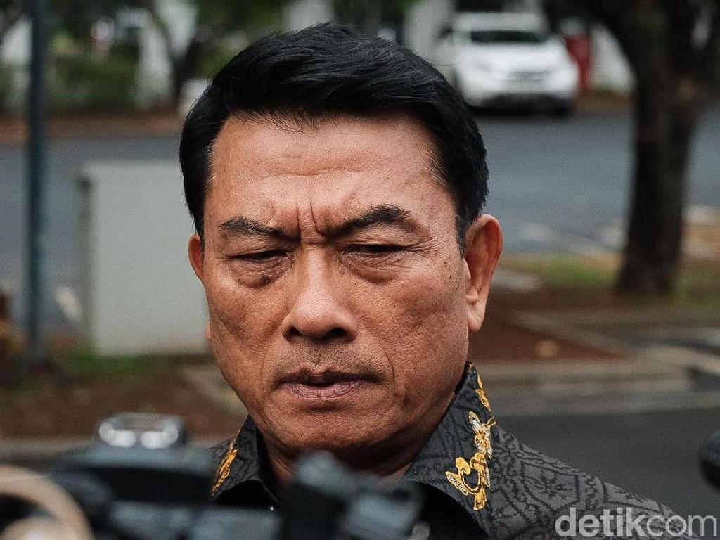 Moeldoko: Pertimbangan Politik Luar Negeri untuk KKB Jangan Korbankan TNI