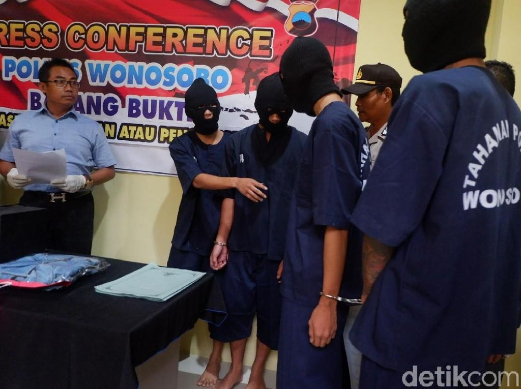 Tagih Utang Gagal, 4  Pelaku Culik Ibu Rumah Tangga di Wonosobo