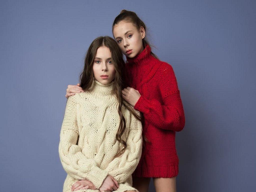 Miris, Kakak Adik Kembar Ini Jatuh Koma Demi Jadi Model