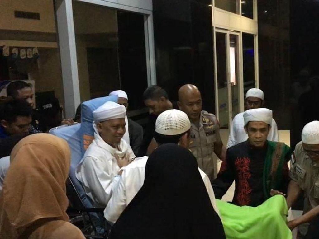 Soal Elang Indonesia, Ambulans Udara yang Antar Arifin Ilham ke Malaysia