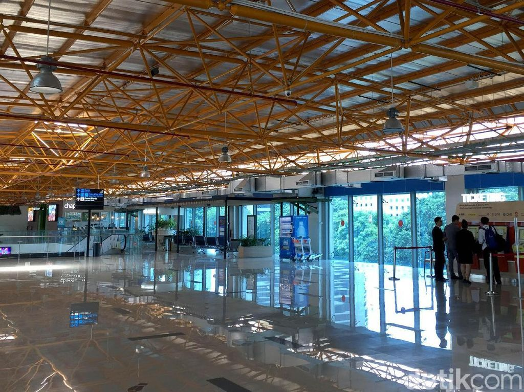 Bandara Bali Utara bakal Senasib dengan Kertajati?