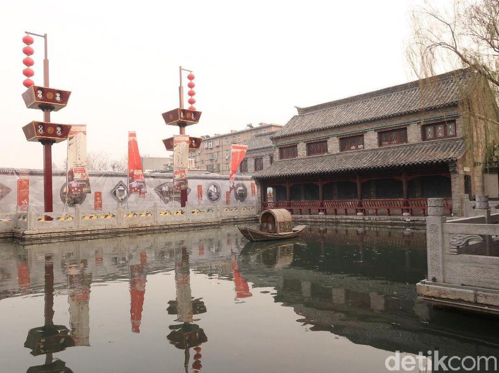 Baihuangzhou, Kota Tua China yang Modern