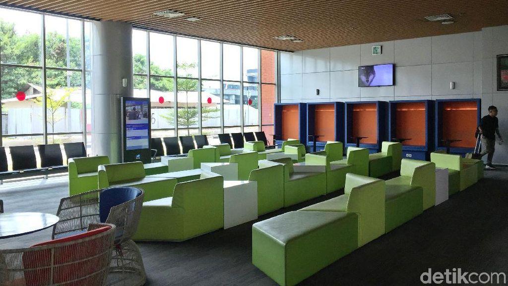 Setahun Beroperasi, Stasiun dan Kereta Bandara Soetta Sepi