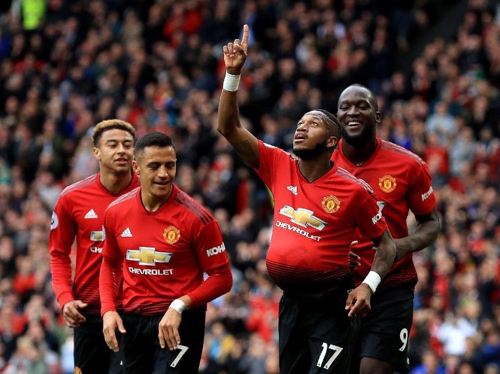 Musim Hamil di Manchester United